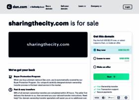 sharingthecity.com