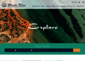 sharkbayvisit.com.au
