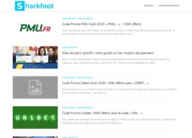 sharkfoot.fr