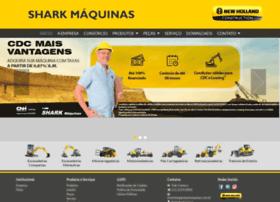 sharkmaquinas.com.br