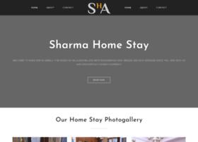 sharmahomestay.com
