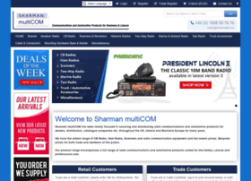 sharman-multicom.co.uk