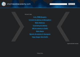 sharmawebacademy.com