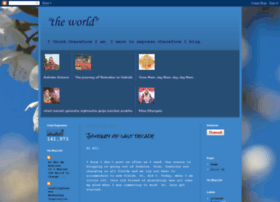 sharmistha-theworld.blogspot.in