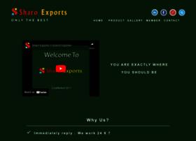 sharoexports.com