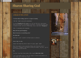 sharonsharinggod.blogspot.co.uk