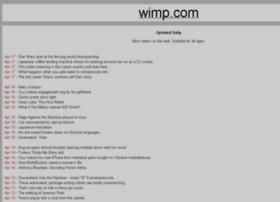 sharp.wimp.com