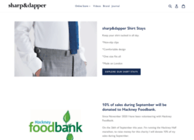 sharpanddapper.com