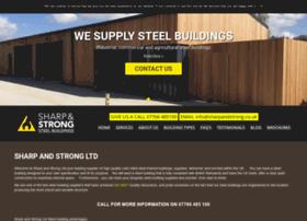 sharpandstrong.co.uk