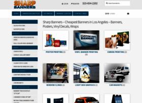 sharpbanners.com