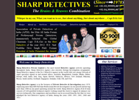 sharpdetectives.com