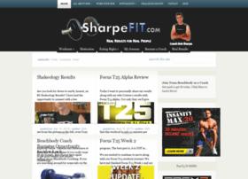 sharpefit.com