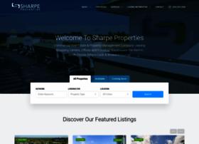 sharpeproperties.com