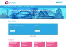 sharperecruitment.co.uk