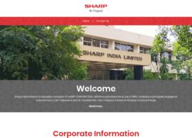 sharpindialimited.com