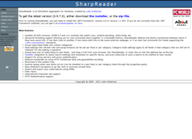 sharpreader.net