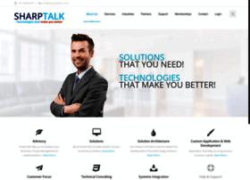 sharptalktech.com
