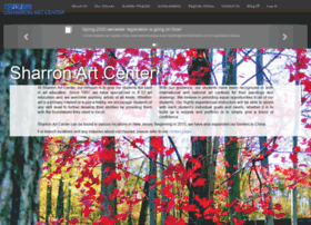 sharronartcenter.com