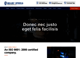 sharusteels.com