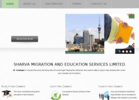 sharvamigration.com