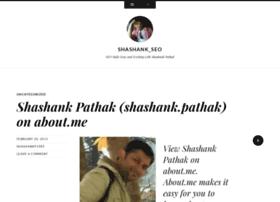 shashankseo.wordpress.com