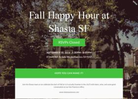 shastafall2014.splashthat.com
