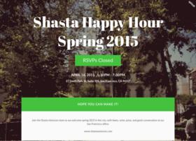 shastahappyhour-spring2015.splashthat.com