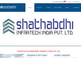 shathabdhiinfra.com