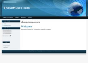 shaunmusco.com