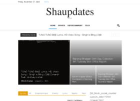 shaupdates.org