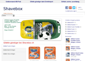 shavebox.ch