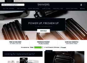 shavers.co.uk