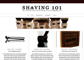 shaving101.com