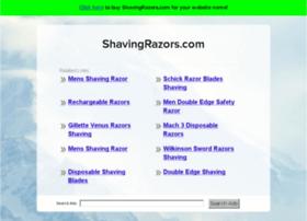 shavingrazors.com