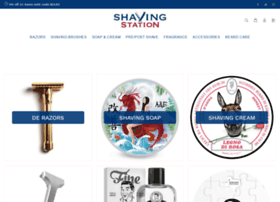 shavingstation.co.uk
