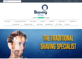 shavingtime.co.uk