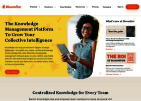 shawcontract.bloomfire.com