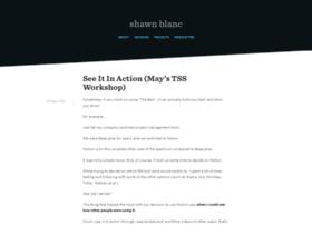 shawnblanc.com