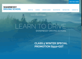 shawnessydrivingschool.com