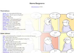shawnhargreaves.com