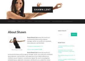 shawnlent.com