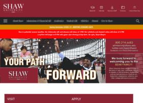 shawuniversity.edu