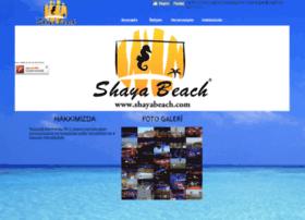 shayabeach.com