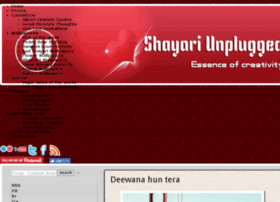 shayariunplugged.co.in