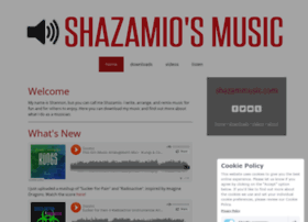 shazamiosmusic.jimdo.co