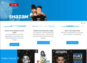 shazamtop20.com
