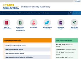 shcs.ucdavis.edu