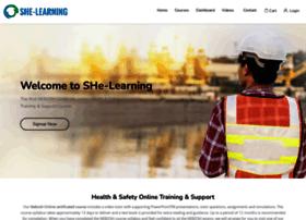 she-learning.com