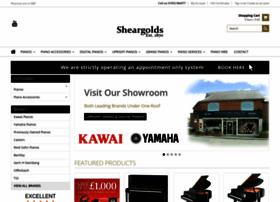 sheargoldmusic.co.uk
