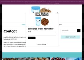 shebakescookies.com